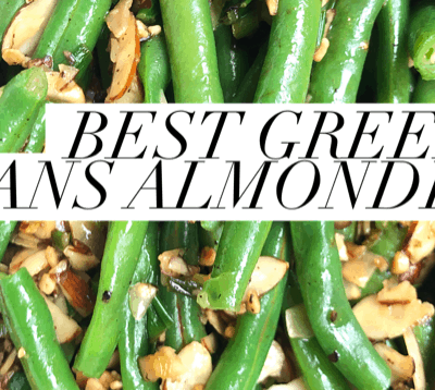 best green beans almondine recipe fresh green beans