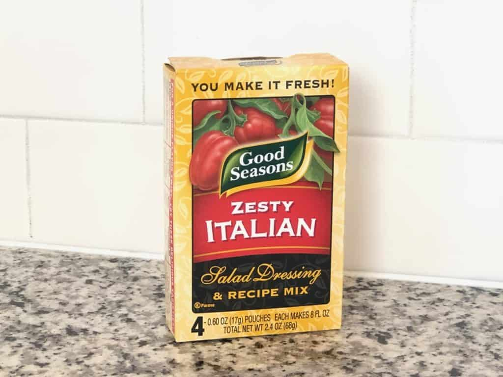 italian seasoned chicken