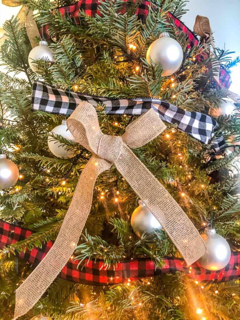 fresh frasier fir christmas tree