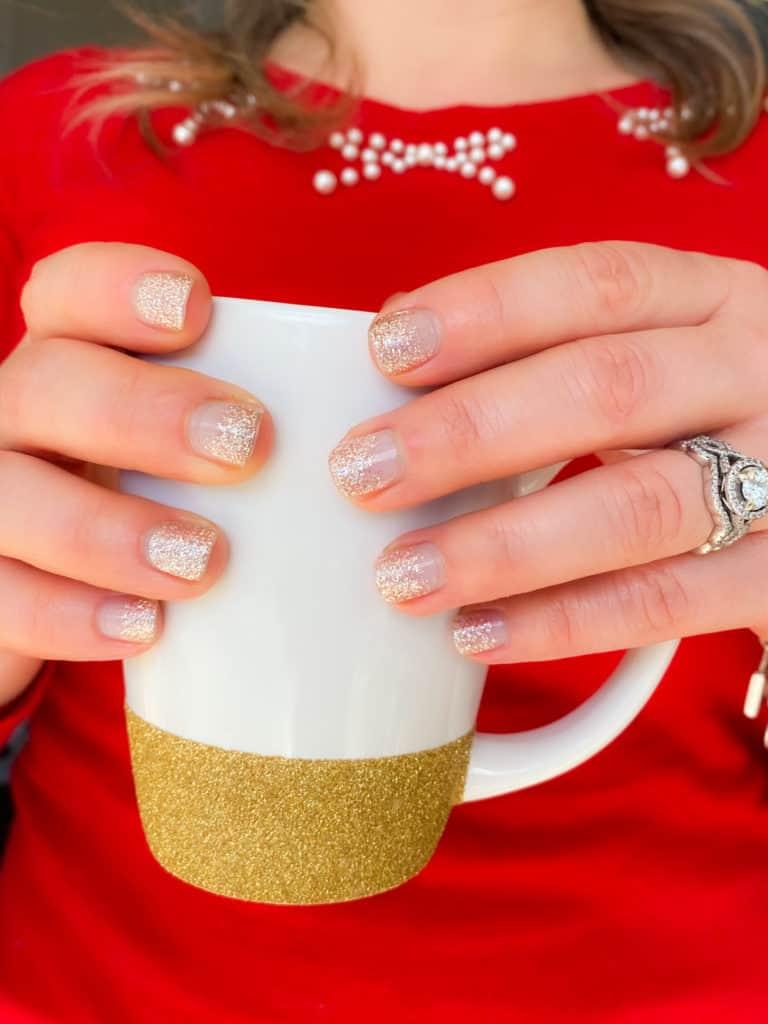 how long do dashing diva gloss nails last
