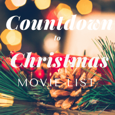 Countdown To Christmas Movie List
