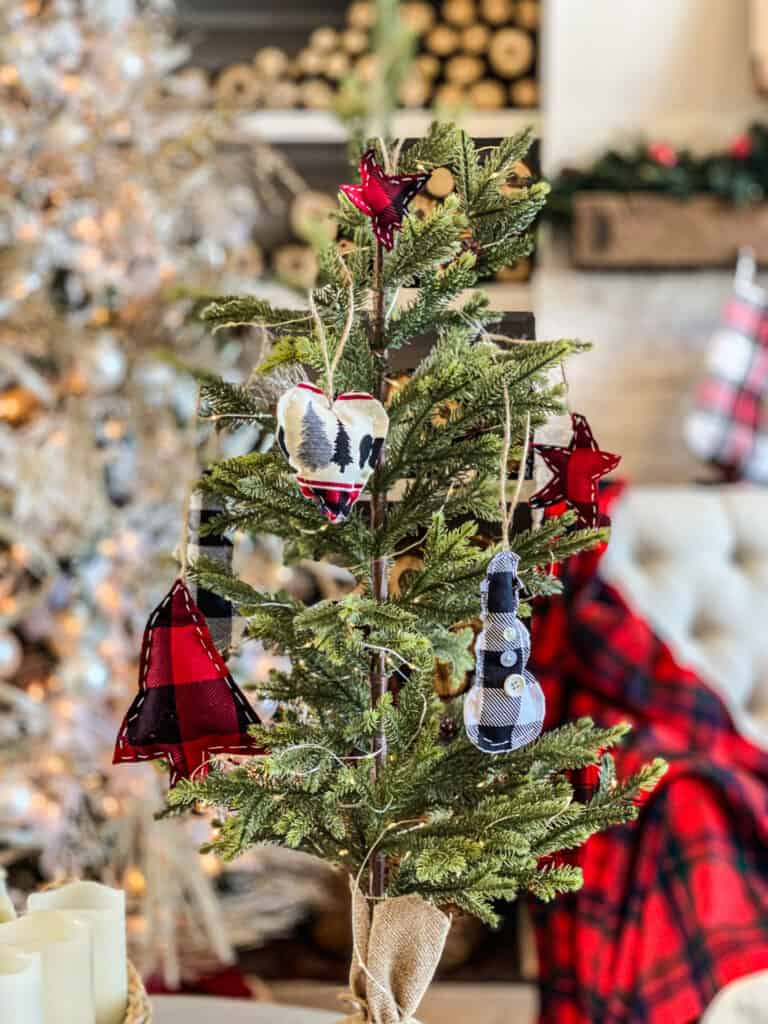 Farmhouse ornaments