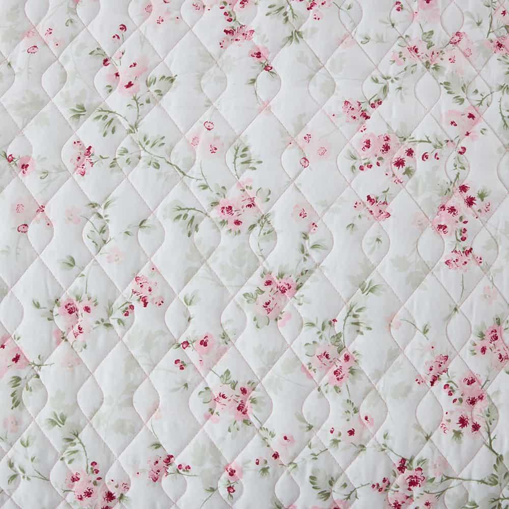 Simply Shabby Chic Cherry Blossom 3-Piece Quilt Set