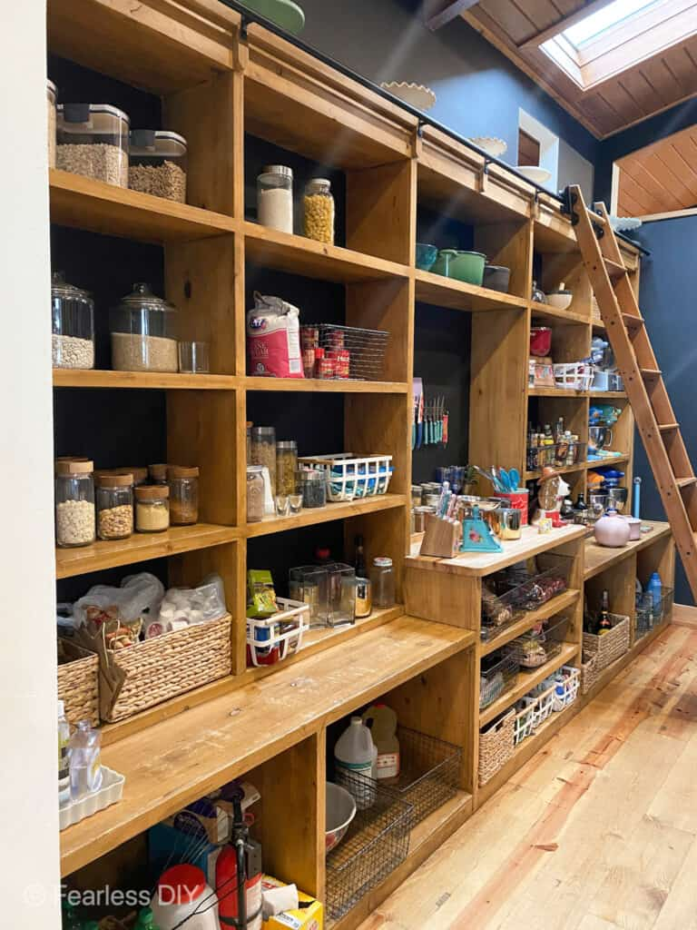 Pioneer Woman Pantry in the Lodge